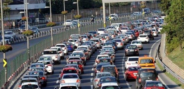 İstanbul'da Pazar günü trafiğe kapalı yollar