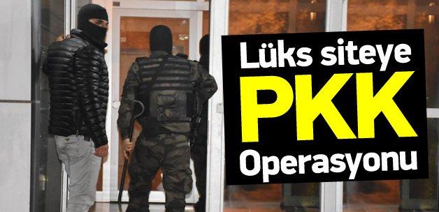 İstanbul'un 5 ilçesinde terör operasyonu
