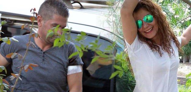 Kadın şoför, eski sevgilisini bıçakladı