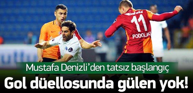 Kasımpaşa - Galatasaray: 2-2