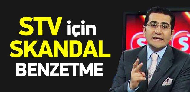 Kemal Gülen'den STV için skandal benzetme
