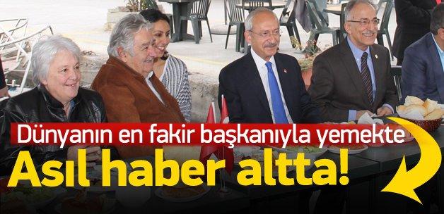 Kılıçdaroğlu'nun ayakkabısı sosyal medyayı salladı