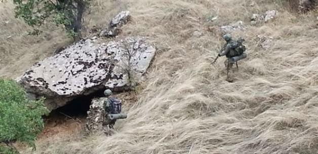 Kış hazırlığı yapan PKK'lılara ağır darbe!