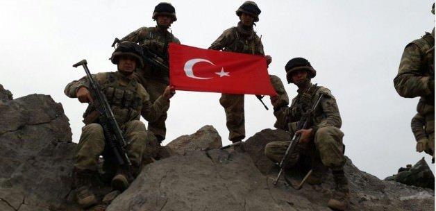 Kıstırılan PKK'lıların telsizdeki çığlığı!