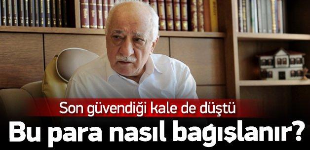 Kongre üyeleri de Gülen'i sildi
