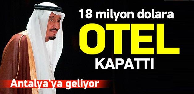 Kral 18 milyon dolara Mardan'ı kapattı