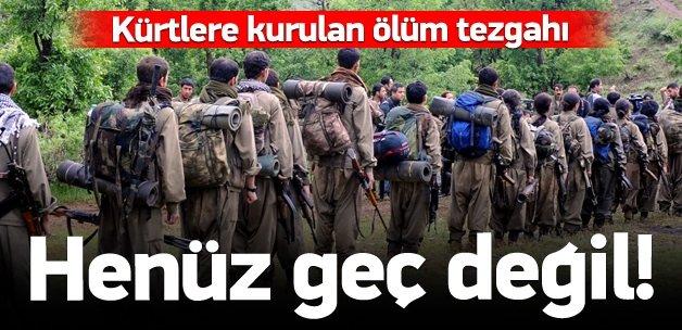 Kürtlere kurulan ölüm tezgahı!