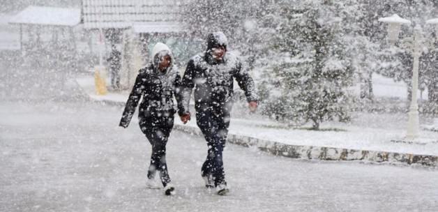 Meteoroloji uyardı: Kar kapıda!