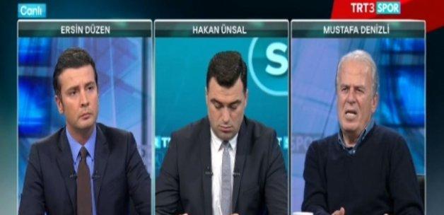 Mustafa Denizli açtı ağzını yumdu gözünü!