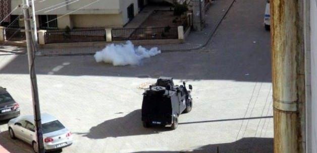 Nusaybin'de çatışma: 1 ölü, 4 yaralı