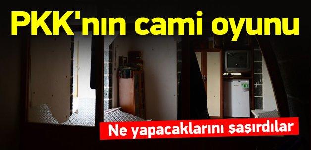 PKK camileri silah deposuna çevirdi!