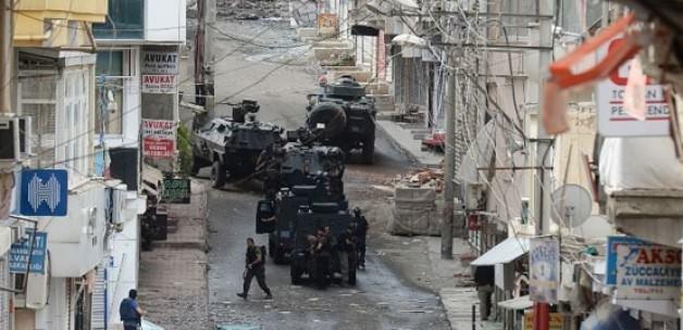PKK'ya mühimmat taşıyan teröristler yakalandı