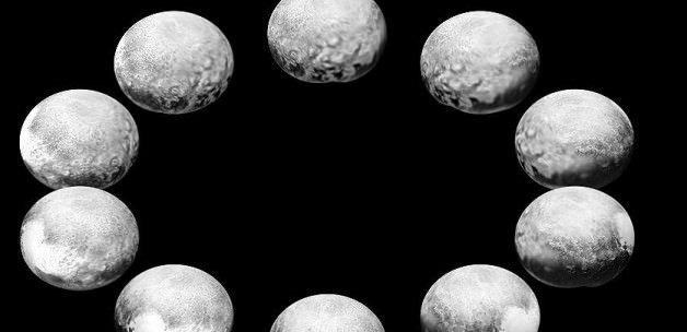 Plüton'da bir gün Dünya'da kaç güne eşit?