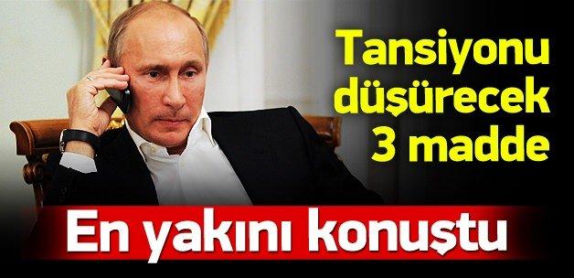 Putin'in danışmanı 3 maddeyi açıkladı