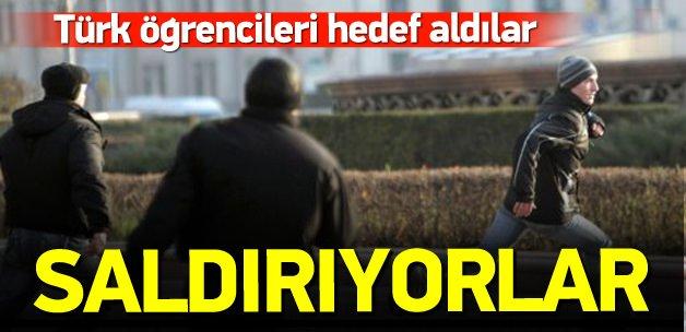 Rusya'daki Türk öğrencilerin evlerine saldırı