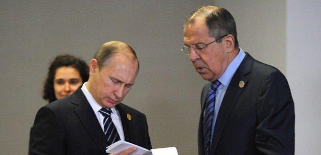Rusya Dışişleri Bakanı: Türkiye sınırı aştı