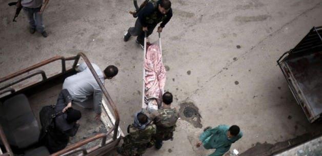 Rusya kadın ve çocukları katletti