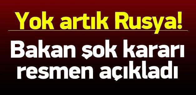 Rusya Türk futbolcu transferini yasakladı!