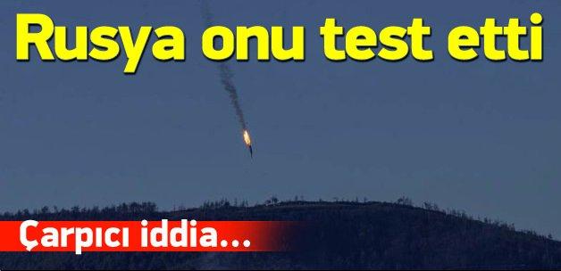 Rusya Türkiye'yi test etmek mi istedi?