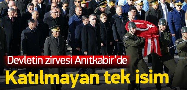 Selahattin Demirtaş 10 Kasım'da yok!