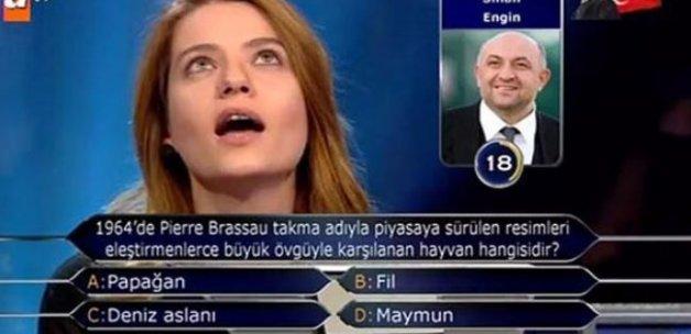 Sinan Engin'den yarışmacıya kötü sürpriz!