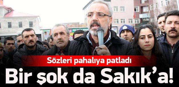 Sırrı Sakık'a terör davası
