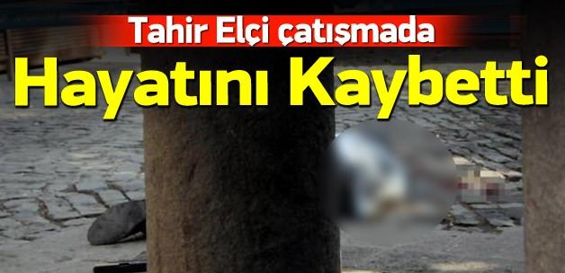 Tahir Elçi çatışmada hayatını kaybetti