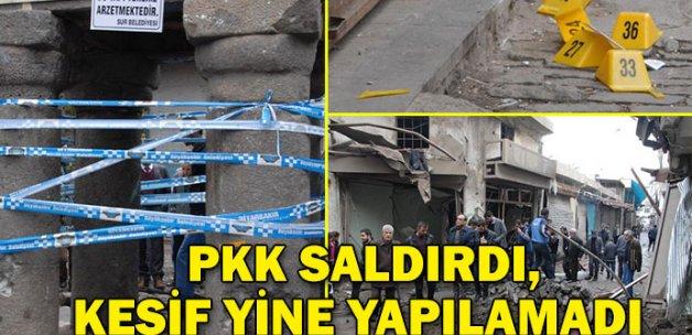 Tahir Elçi'nin öldürüldüğü sokakta yine keşif yapılamadı