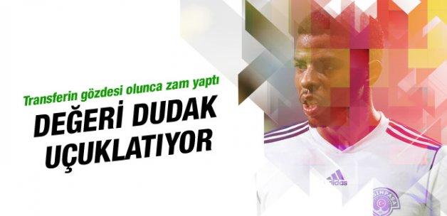Transferin gözdesi 2 milyon euro istedi