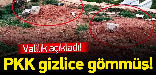 Tunceli Valiliği: 10 PKK'lı gizlice gömüldü