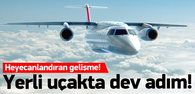 Turbojet tamam sıra uçak gövdesinde
