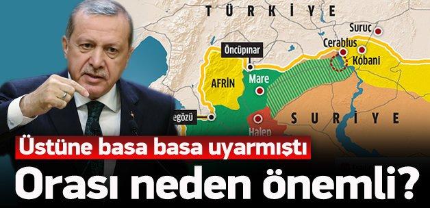 Türkiye için o bölge neden bu kadar önemli?