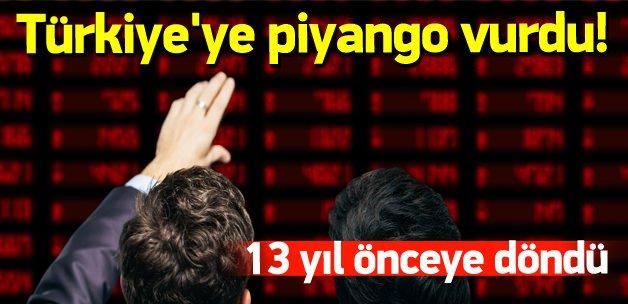 Türkiye'ye emtia piyangosu vurdu!