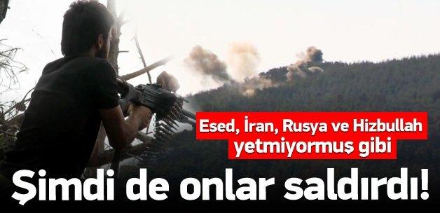 Türkmen Dağı'nda 2 bin kişilik direniş!