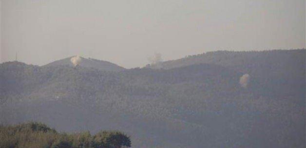 Türkmenler bombalar altında Türkiye'ye geçti