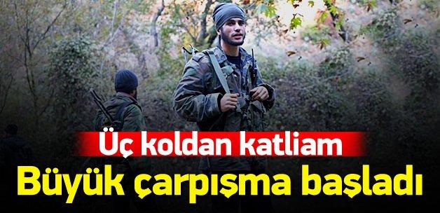 Türkmenler direniyor