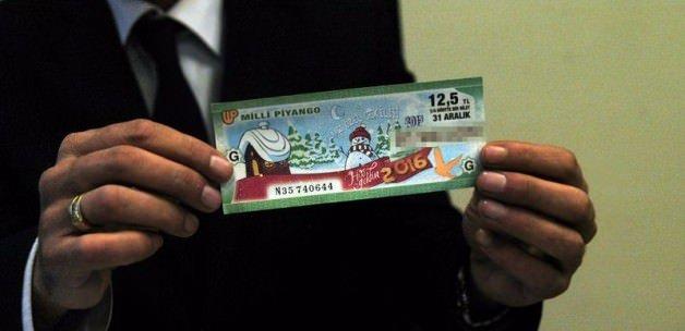 7 hanesi 1 olan Milli Piyango bileti şaşırttı