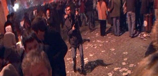 Adana'da festivalde 'pompalı' olay