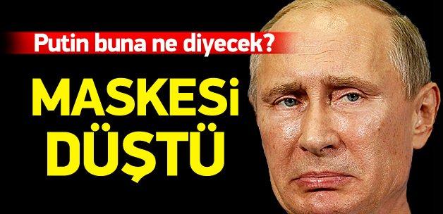 Af Örgütü: Rusya'nın maskesi düştü