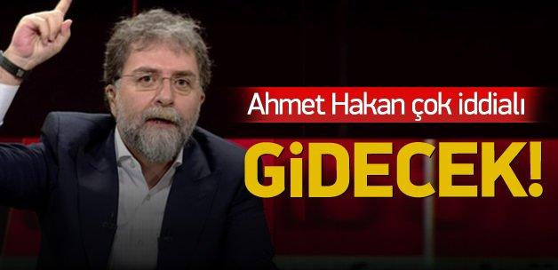 Ahmet Hakan: İddia ediyorum Bahçeli gidecek
