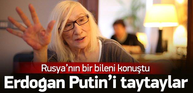 Alatlı: Putin'inki bir ergen tavrı