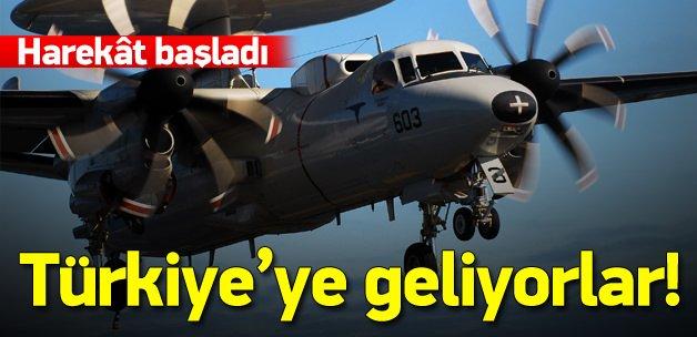 Almanya Türkiye'ye uçak ve asker gönderiyor