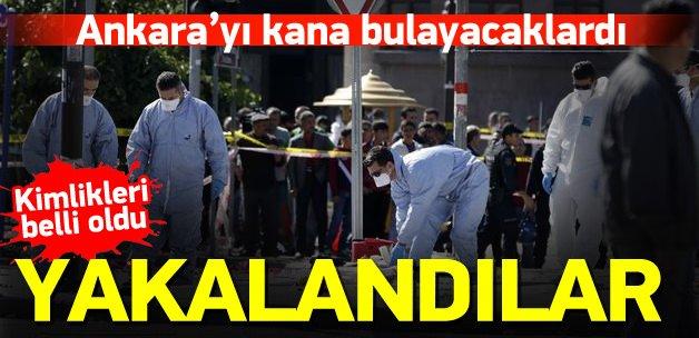 Ankara'da 2 canlı bomba yakalandı!