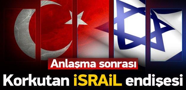 Ankara'yı endişelendiren 'İsrail' ihtimali
