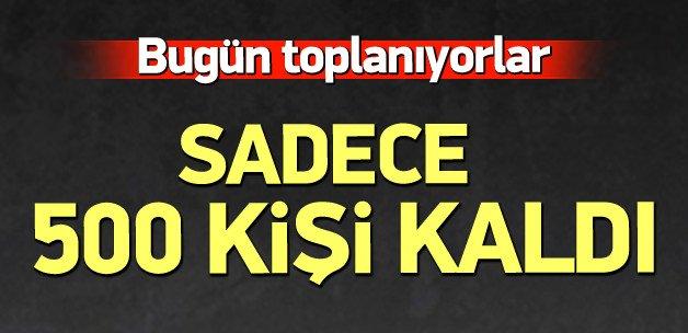 Antalya'da milyarlarca doları kurtarma zirvesi!