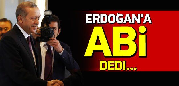 Ara Güler, Erdoğan'a 'Abi' diye hitap etmiş