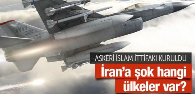 Askeri İslam ittifakı kuruldu bakın hangi ülkeler var