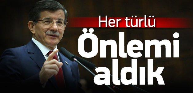 Başbakan Ankara'da konuştu