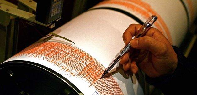 Bingöl'de 5.5 şidettinde deprem