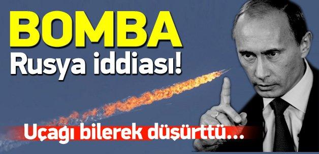 Burhan Kuzu'dan bomba Rusya iddiası!